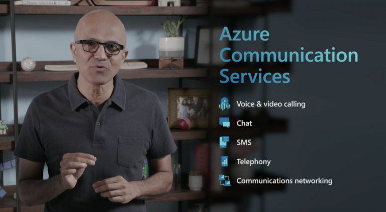 Satya Azure Communication Services